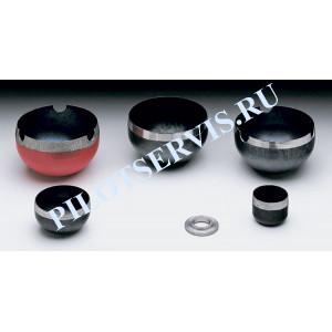 Переходная шайба к обрезателю от диаметра 15 мм к диаметру 9 мм