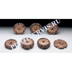 Шероховальное кольцо 5013 мм, зерно 36
