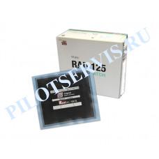 Радиальный пластырь 125TL. 3 Слоя. 125x115мм. 1шт.