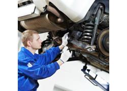 Обслуживание и ремонт ходовой части автомобиля